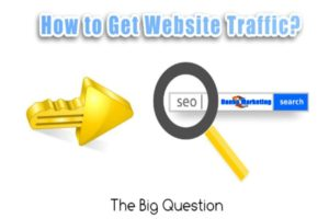 How-to-get-website-traffic