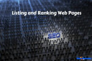 Listing-and-Ranking-Web-Pages