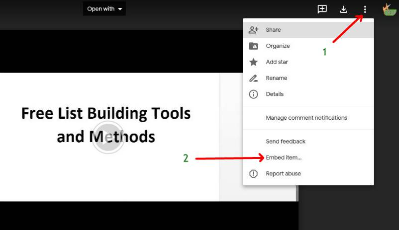 embed-video-on-google-drive8