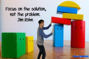 focus-on-the-solution-not-the-problem