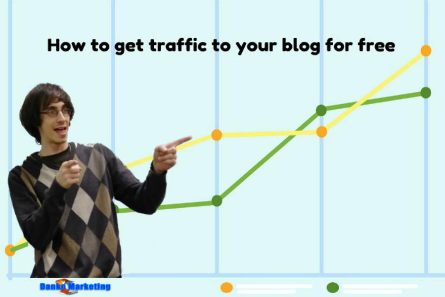 how-to-get-traffic-to-your-blog-for-free