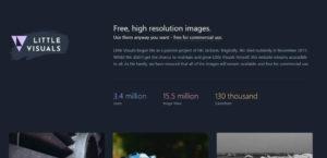 Little-Visuals-free-photos-website