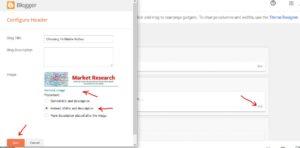 blogger-header-configuration