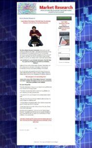 blogger-niche-market-research-landing-page