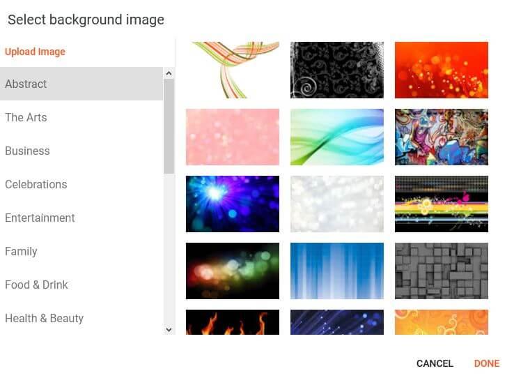 blogger-select-an-image