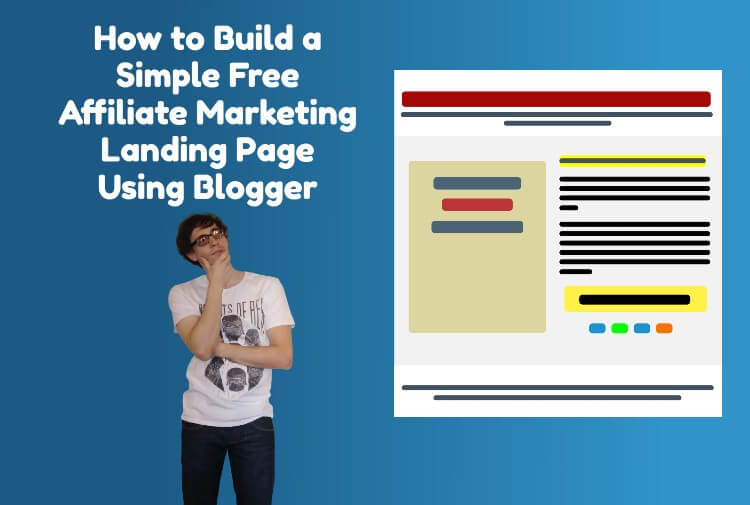 build-landing-page-using-blogger