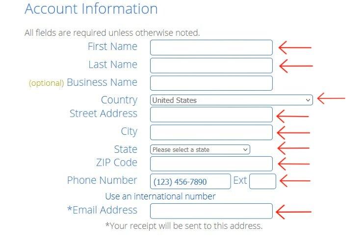 bluehost-web-hosting-application