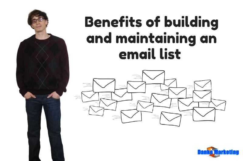 building-an-email-list-benefits