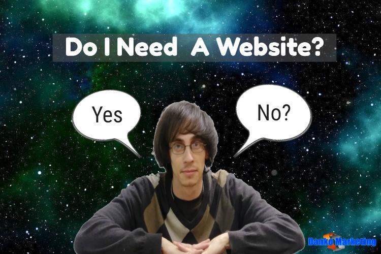 do-i-need-a-website-bluehost