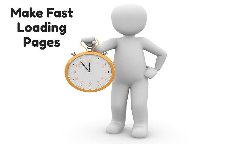 make-fast-loading-landing-pages