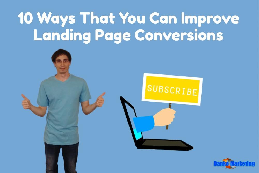 ways-improve-landing-page-conversions