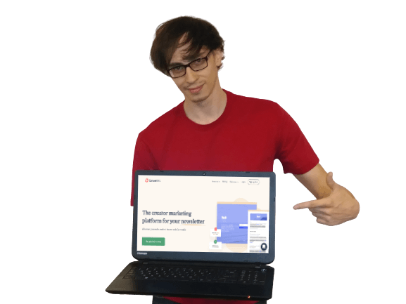 convertkit-laptop