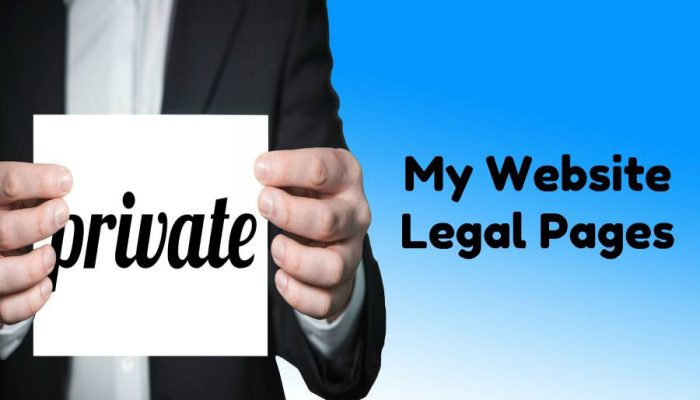 Legal-Pages